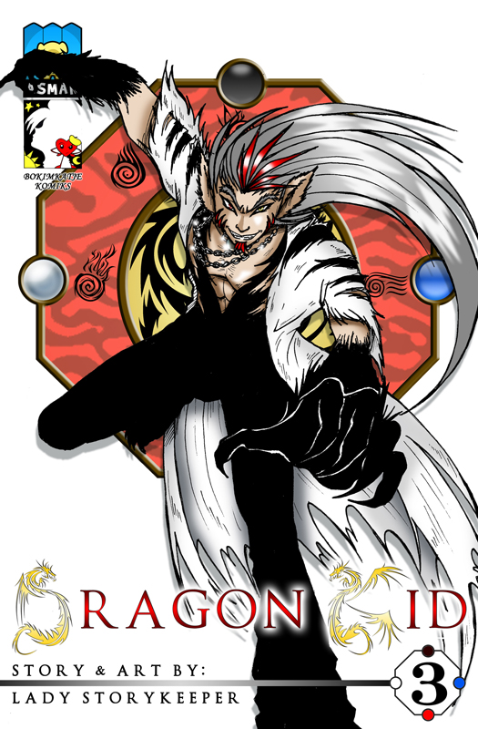00 - Dragon Kid Issue 03 Front Cover