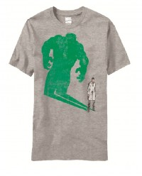 HULK HAPPNIN CAPTAIN PX HEATHER GREY T-SHIRT MED/LG/XL: $18.99 XXL: $20.99