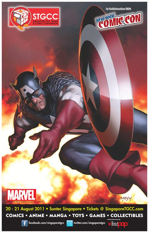 STGCC Captain America