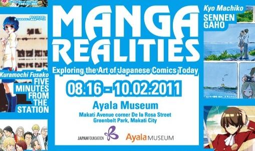 Manga-Realities