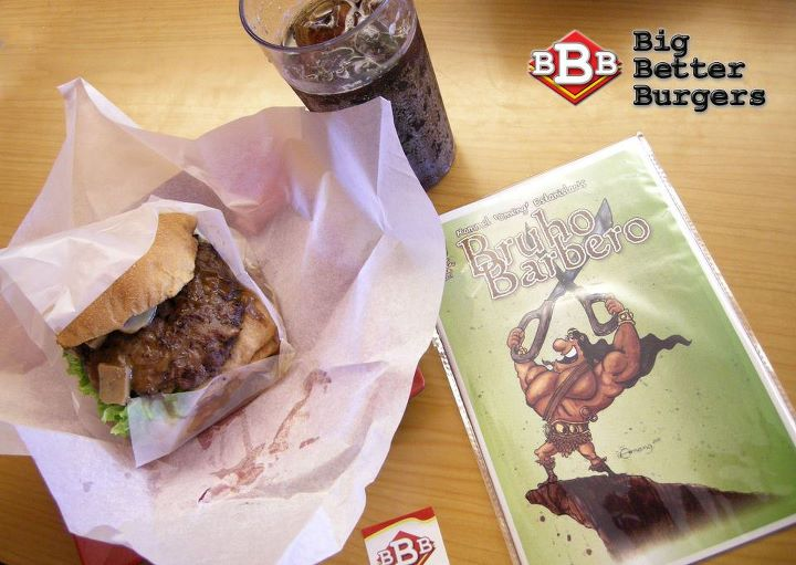 Omeng's Bruho Barbero in Big Better Burgers 01