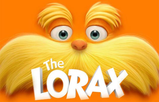 Dr. Seuss' The Lorax, Movie Trailer
