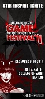 PGDF Philippine Game Development Festival