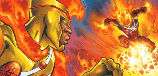 The Fury of Firestorm - The Nuclear Men 001 1