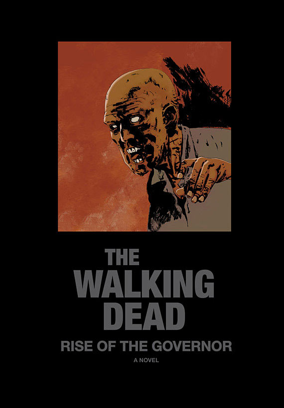 WALKING DEAD - THE RISE OF THE GOVERNOR