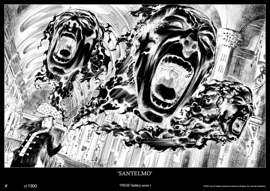 Trese Print Santelmo 03