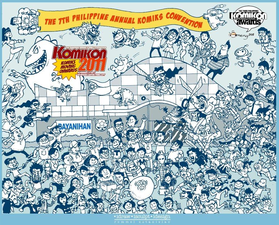 Omeng Komikon 2011