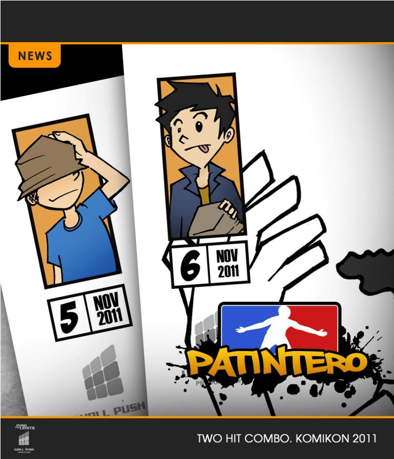 Patintero Comics #5 & #6