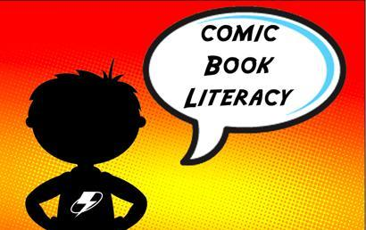 Comic Book Literacy by Todd Kent feature