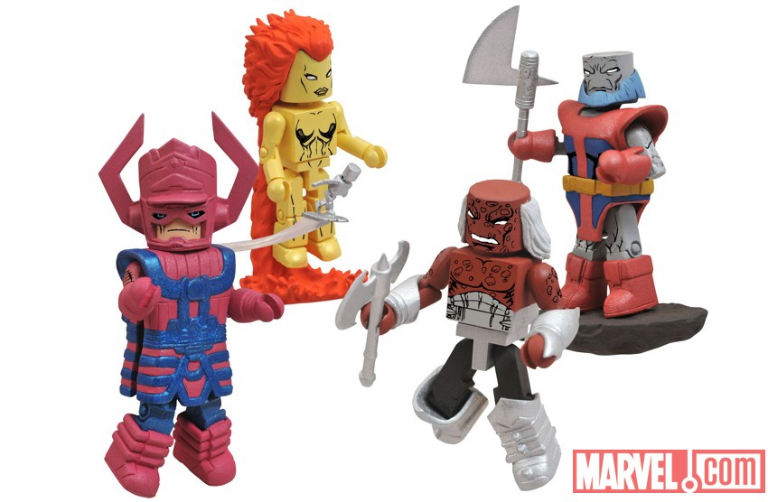 Galactus Minimates