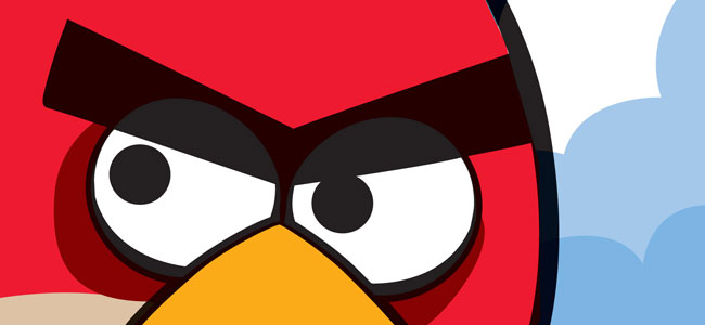 Angry Birds in Comics