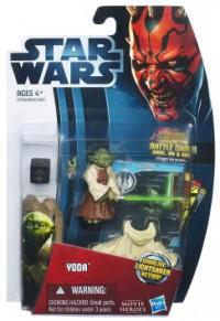 Star Wars Movie Heroes Yoda