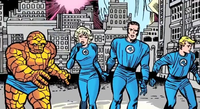 History of the Fantastic Four