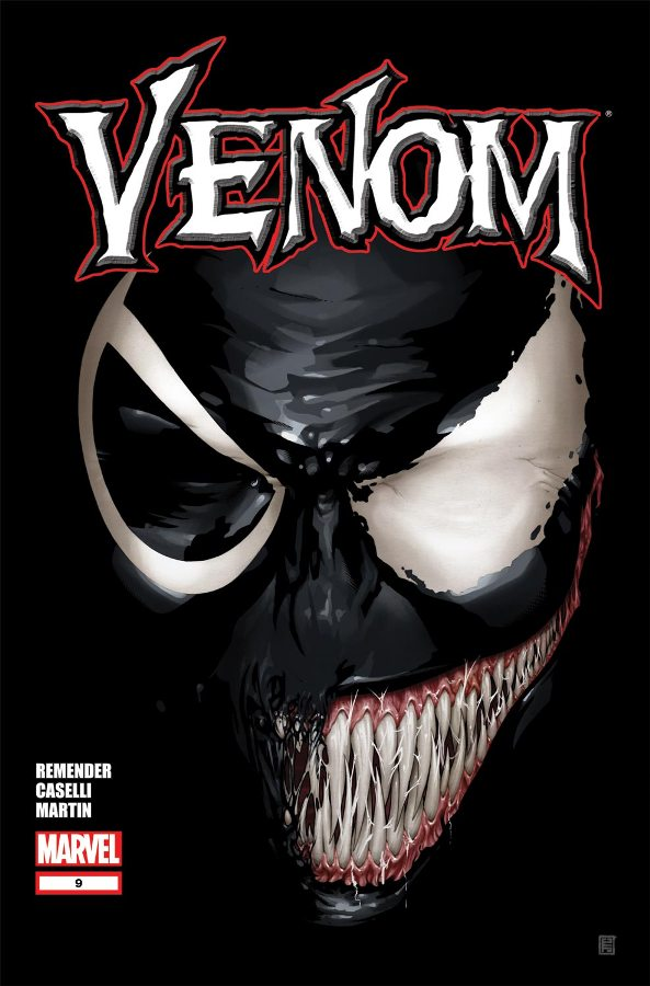 Venom 09 Comic Book Review