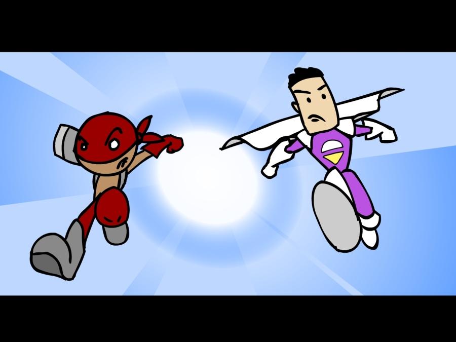 i am the superhero screen shot