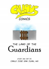Callous Comics - The Land of the Guardians 02