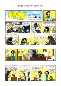 Callous Comics - The Land of the Guardians 04