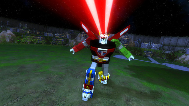 voltron defender of the universe lion force
