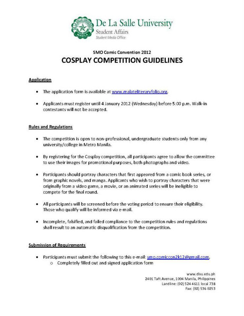 dlsu-comic-con-cosplay-competition-guidelines-1