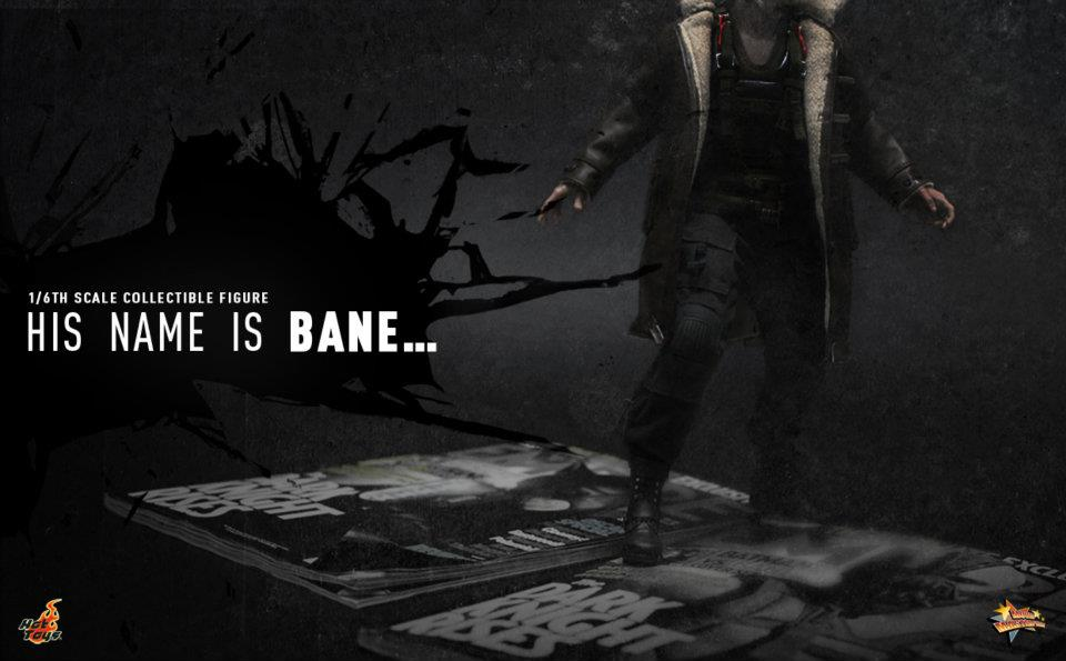 Bane Hot Toys