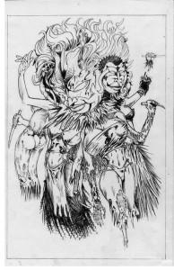 Nightmare Conchita by Gerald Asbucan