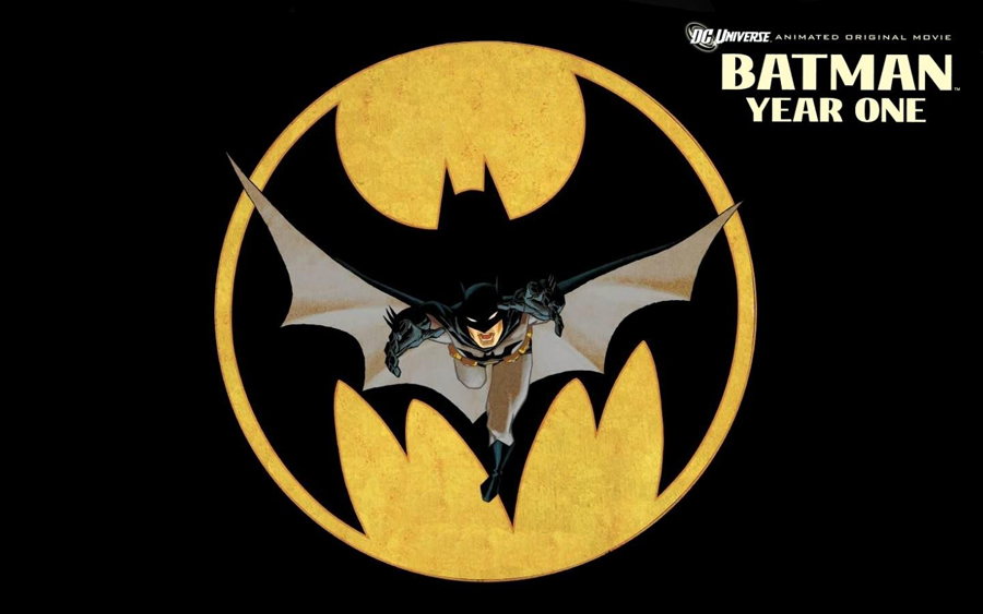 Batman Year One Animated Movie