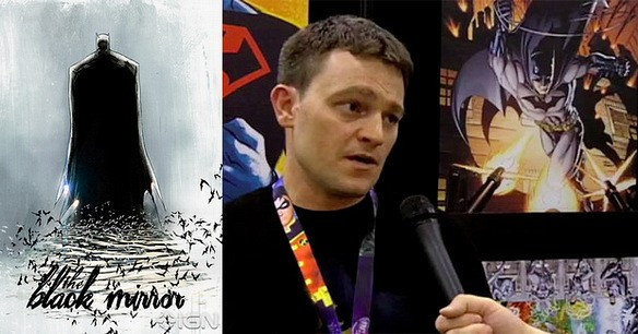 Scott Snyder of DC Comics, Vertigo