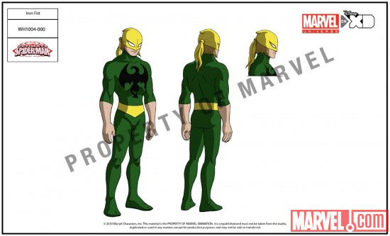 Ultimate-Spider-Man-Iron-Fist