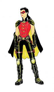 DC Earth 2 Robin