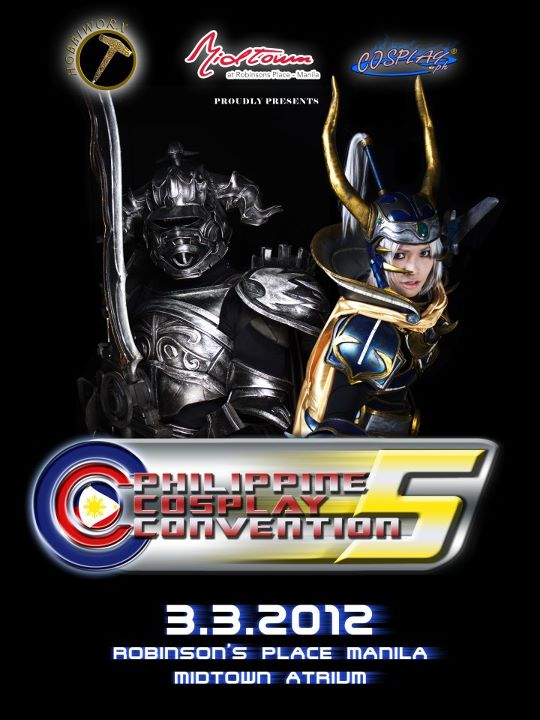 The 5th Philippine Cosplay Conventino 2012