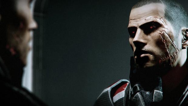 Shepard of Mass Effect 3