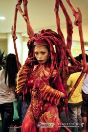 cosplay girls kerrigan starcraft costume