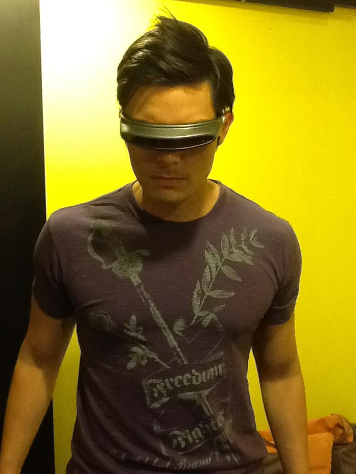 Dingdong Dantes as Cyclops