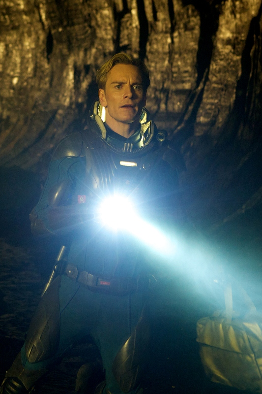 mfassbender in PROMETHEUS