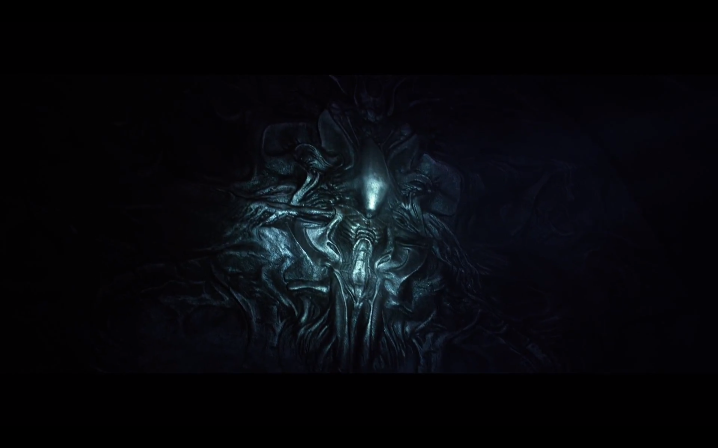 Zenomorph in Prometheus