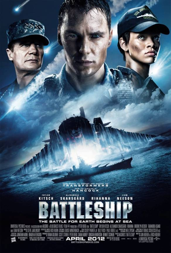 Battleship 2012 movie