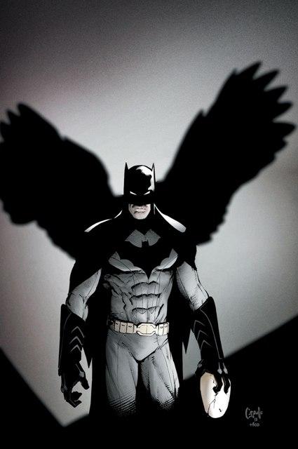 Batman 10 Cover