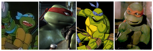 Countdown to Michael Bay's Ninja Turtles FlipGeeks