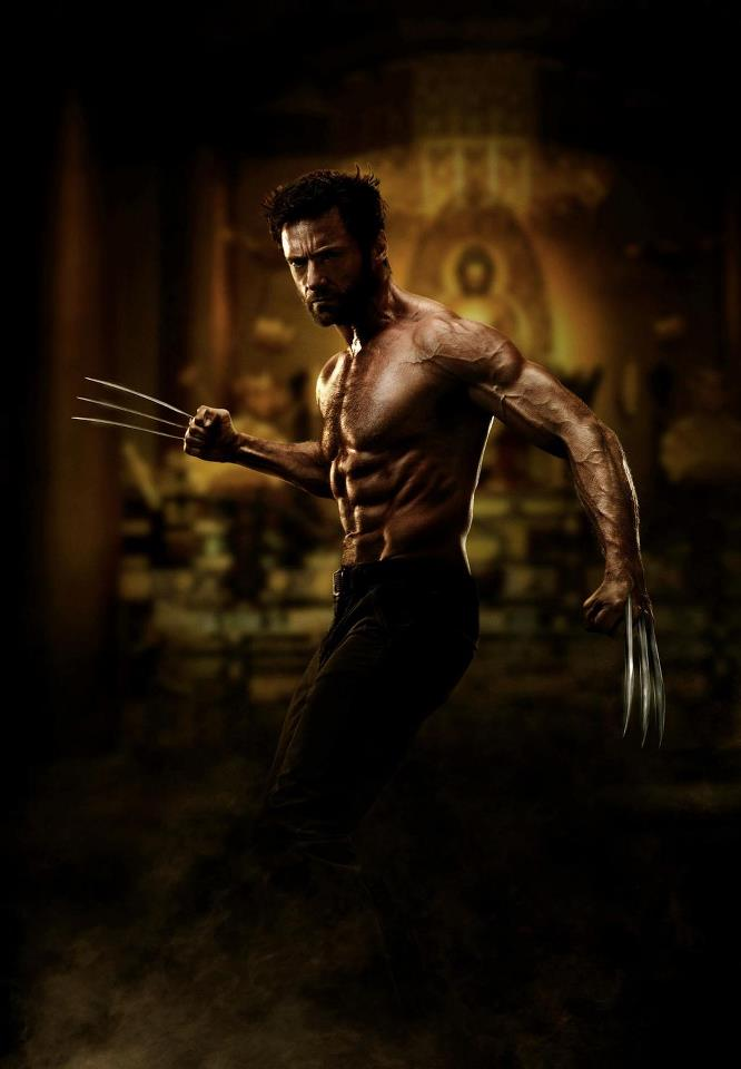 first-look-hugh-jackman-the-wolverine
