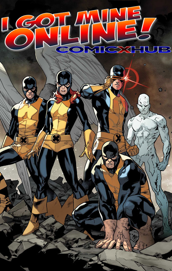 All New XMen Launch Party