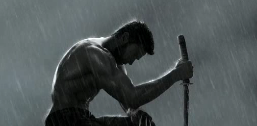 The Wolverine Motion Movie Poster