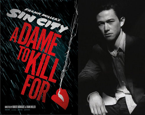 Joseph Gordon-Levitt signs for Sin City: A Dame to Kill For