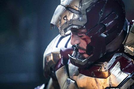 Marvel's IRON MAN 3 Movie