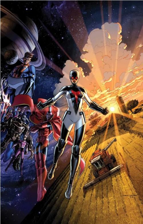 Avengers 5 2013 Review Hickman Kubert Superguardian