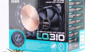 LQ310 Liquid CPU Cooler