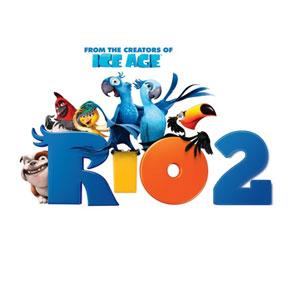 Rio 2 stars Anne Hathaway and Jamie Foxx