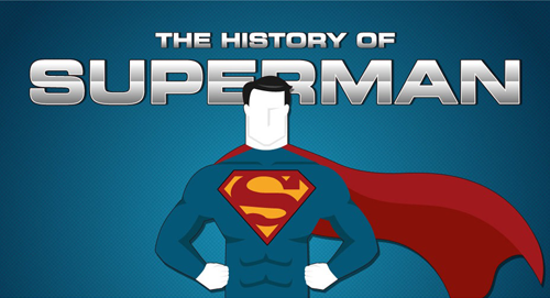 history-of-superman