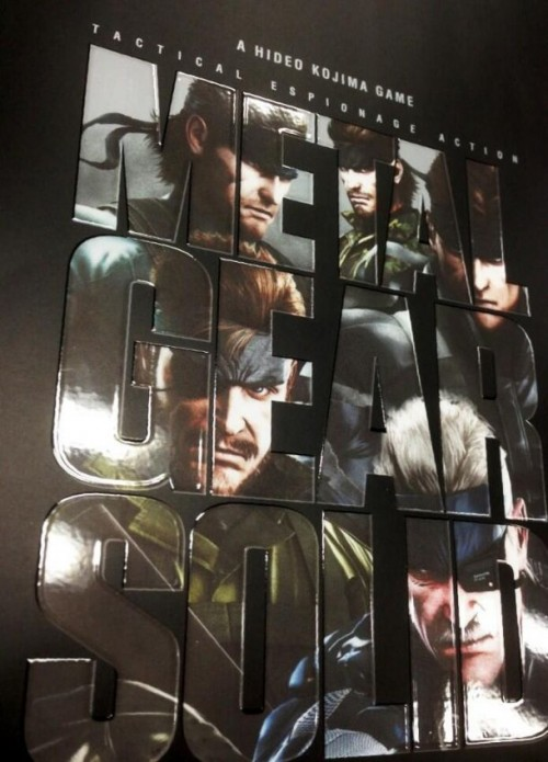 Metal Gear Solid Legacy Collection for PS3