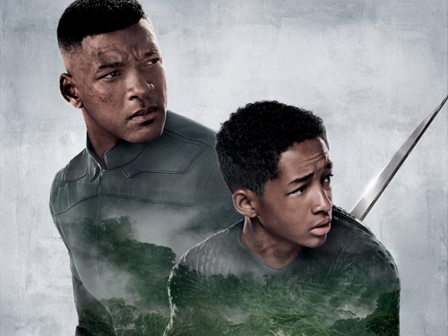After Earth Will Smith Jaden Smith