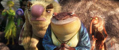 pitbull as bofo in epic animated movie